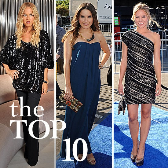 Best Celebrity Style For August 15-19, 2011 2011-08-19 12:25:13