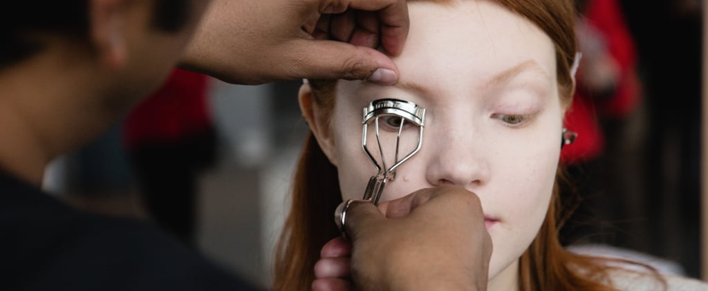 This Woman's Accident Will Scare You Into Never Using an Eyelash Curler Again