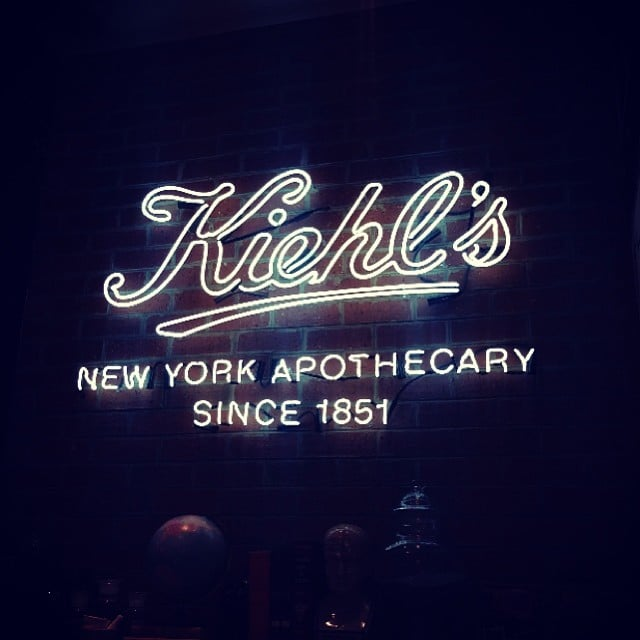 Welcome to Bondi, Kiehl's! The iconic beauty brand opened up a store in the beachside suburb, but even more impressive than that is the fact that they're working with Alicia Keys on the Keep a Child Alive HIV treatment initiative. Good work, Kiehl's.