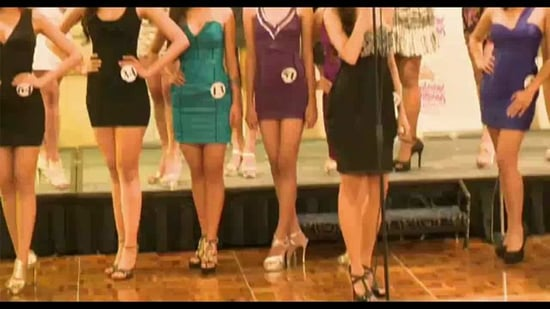 Beauty Pageant Contestant Shows Off Beatboxing Talent