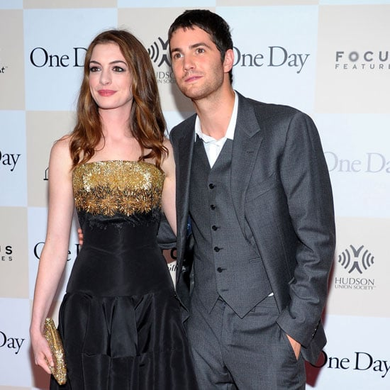 Anne Hathaway and Jim Sturgess One Day Premiere Pictures