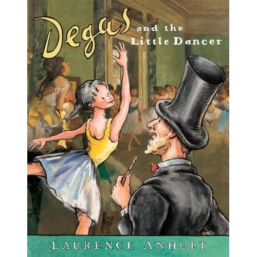 Degas and the Little Dancer ($9)