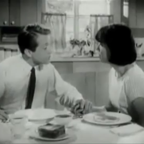 Vintage Coffee Commercial Video