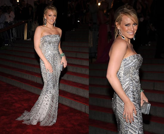 The Met's Costume Institute Gala: Hilary Duff