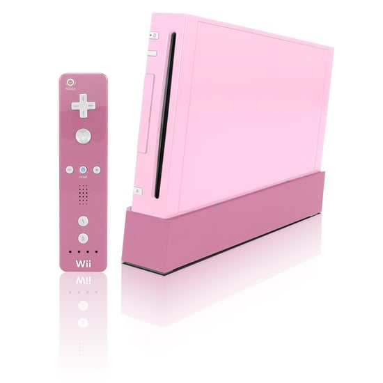 ColorWare Splashes The Wii With Pink