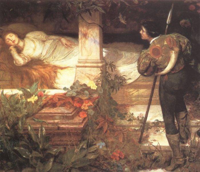 Sleeping Beauty, 1846-1902
