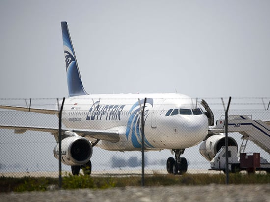 Egyptian Officials Report EgyptAir Wreckage Has Been Found