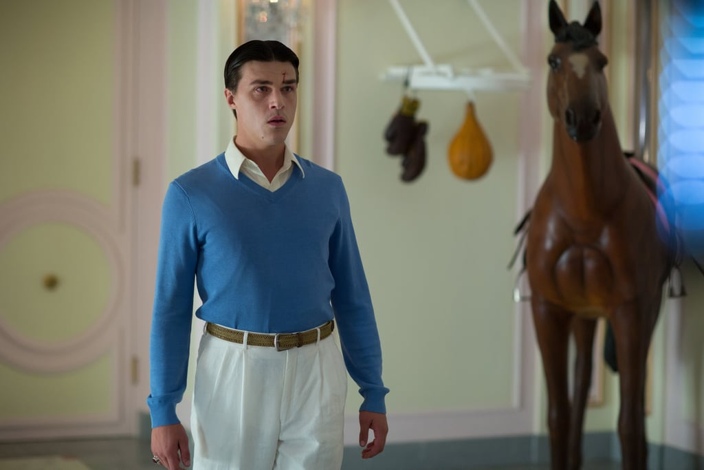 Dandy Mott, Freak Show