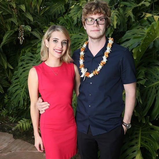 Emma Roberts and Evan Peters Break Up May 2016