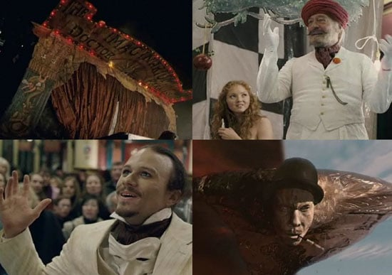 New Full Trailer For Dr. Parnassus Is Nuts