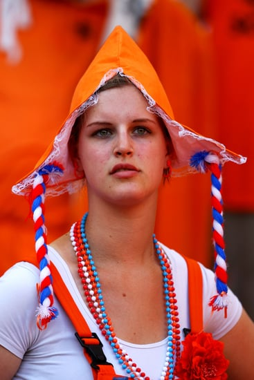 Pictures of Netherlands Fans at World Cup