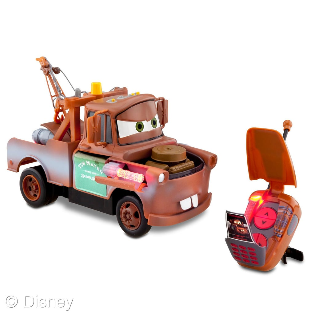 Cars 2 Remote Control Car ($30)