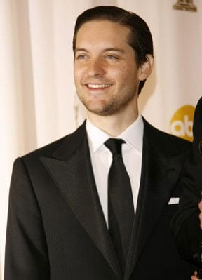 Tobey Maguire Cast in The Crusaders