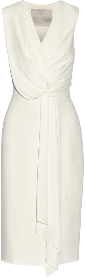 Jason Wu Draped Crepe Dress ($1,690)
