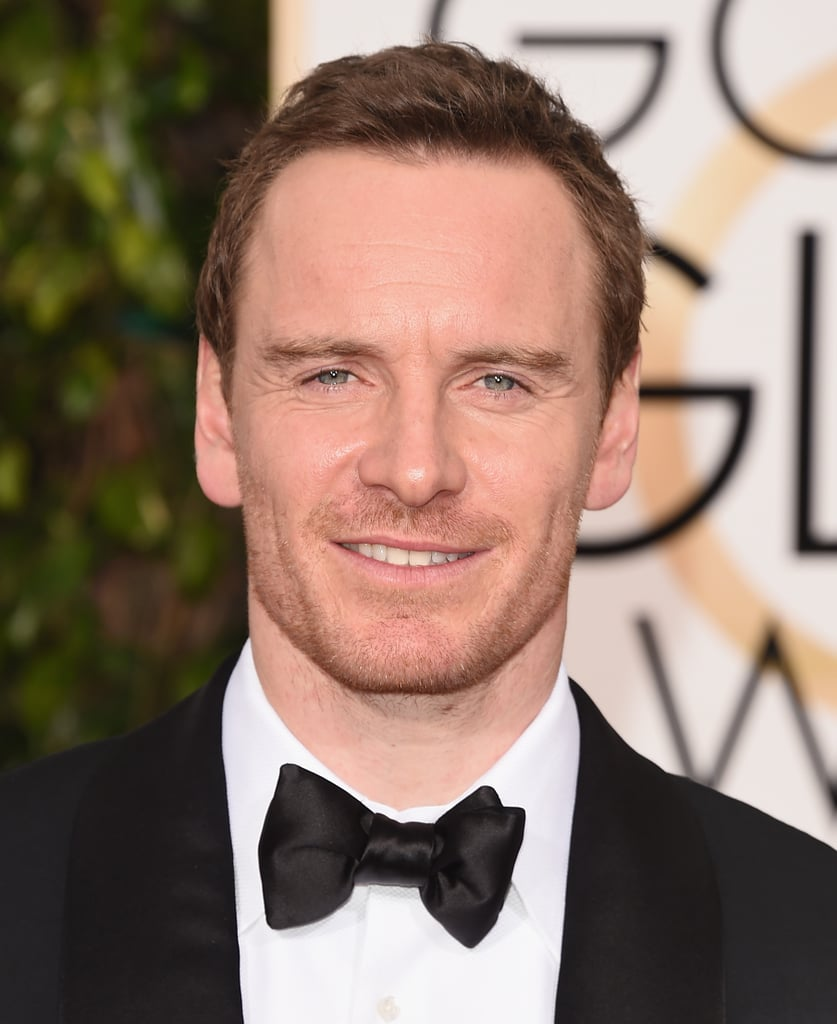Pictured: Michael Fassbender