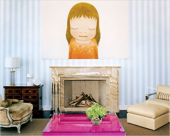 Coveted Crib: Marianne Boesky's Contemporary Traditionalist Mix