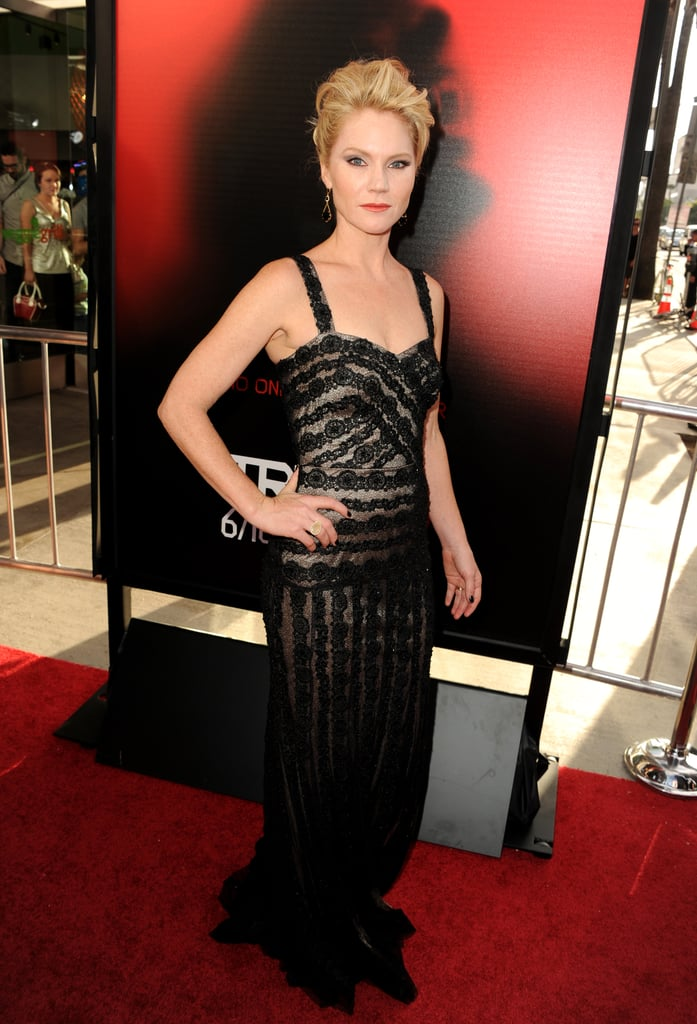 Double Debut: Anna Paquin and Stephen Moyer Reveal Twins' Names at Their True Blood Premiere