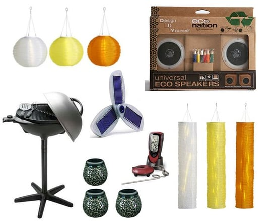 Products for a Geeky and Eco Friendly Fourth of July