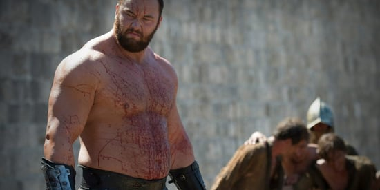 The Mountain From 'Game of Thrones' Pulls 17-Ton Truck Like It's NBD