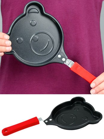 Delilicious: Mini Bear Smile Skillet