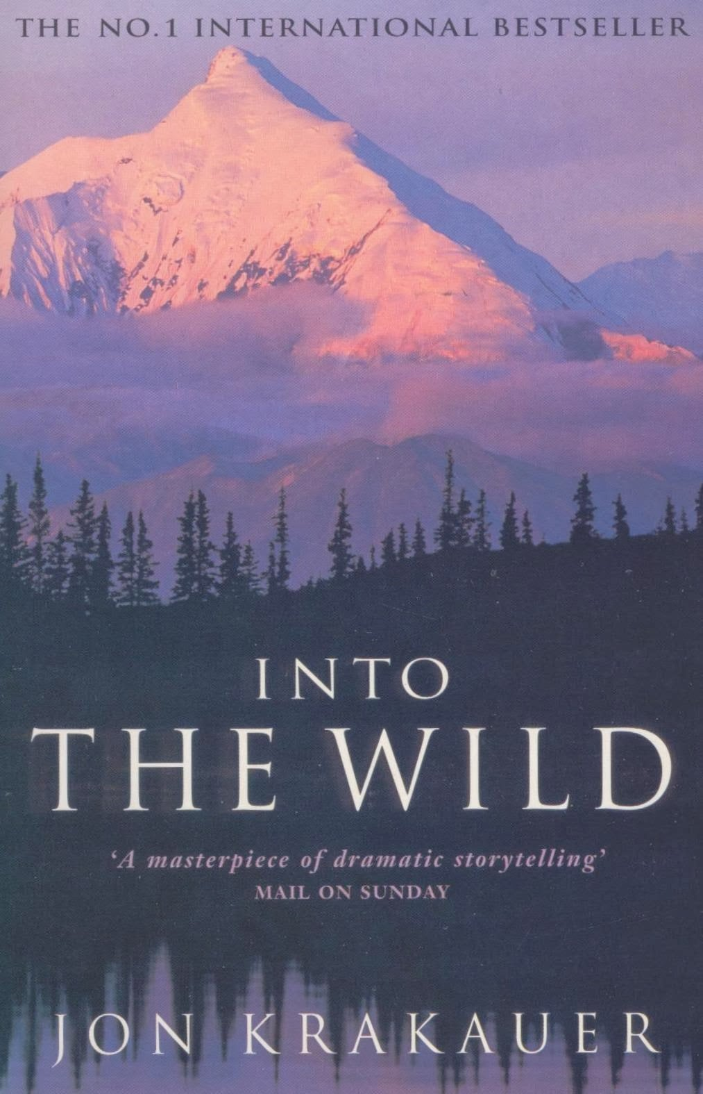 jon krakauers into the wild essay Into the wild is a 1996 non-fiction book written by jon krakauer it is an expansion of a 9,000-word article by krakauer on christopher mccandless titled death of an.
