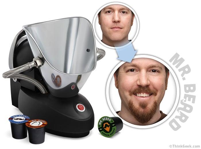 Mr. Beard Beard Machine