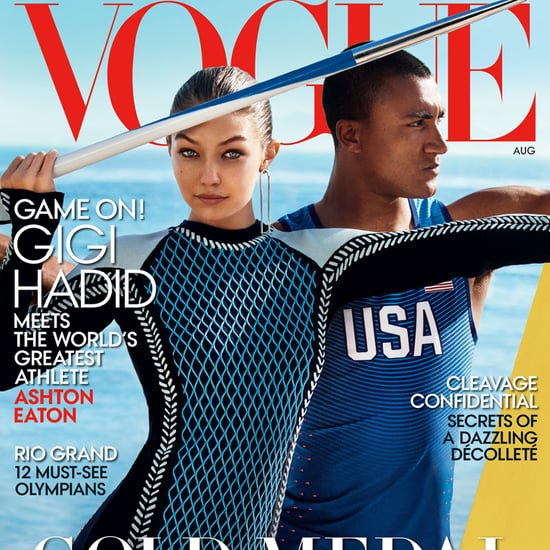 Gigi Hadid Vogue Cover August 2016