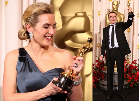 Full List Of Winners and Photos From 2009 Oscars / Academy Awards Featuring Kate Winslet and Danny Boyle