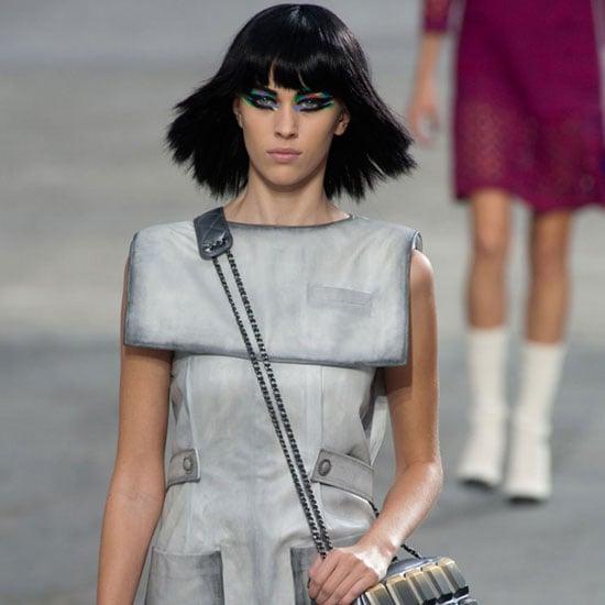 Chanel Spring 2014: Alexa Chung Hits The Runway