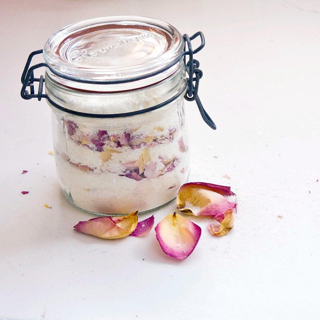 Rose-Petal Bath Salts