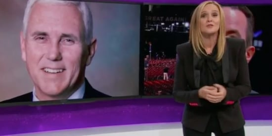 Samantha Bee: 'Indiana Hates Mike Pence As Much As Indiana Jones Hates Snakes'