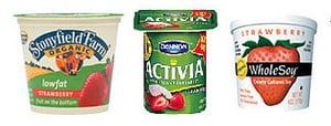 Nutritional Breakdown of Popular Yogurts