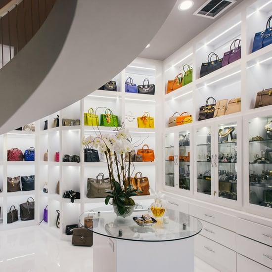 Inside Theresa Roemer Closet And America's Biggest Wardrobe