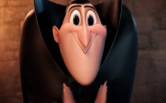FROM EW: Watch Dracula Teach His Grandson How to Be a Real Monster in the Hotel Transylvania 2 Trailer