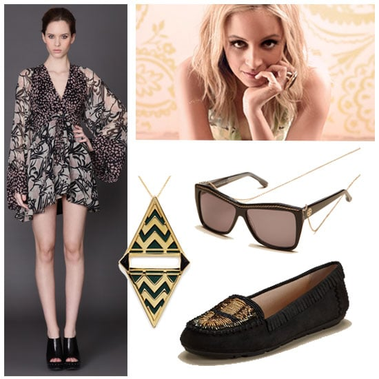 Nicole Richie's House of Harlow and Winter Kate Collections on Gilt