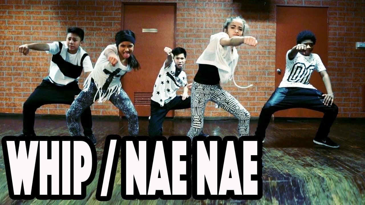 Watch me whip best dance