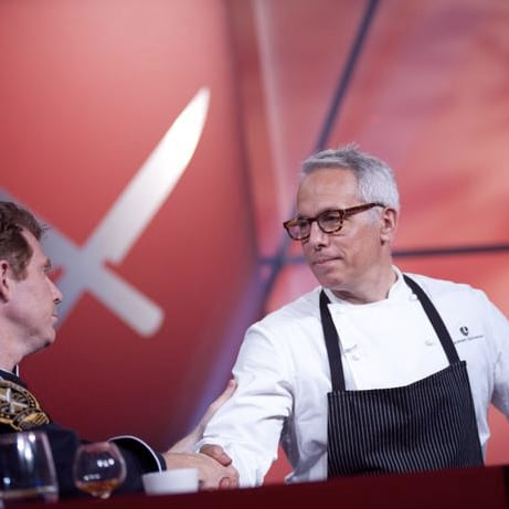 Interview With Next Iron Chef's Geoffrey Zakarian