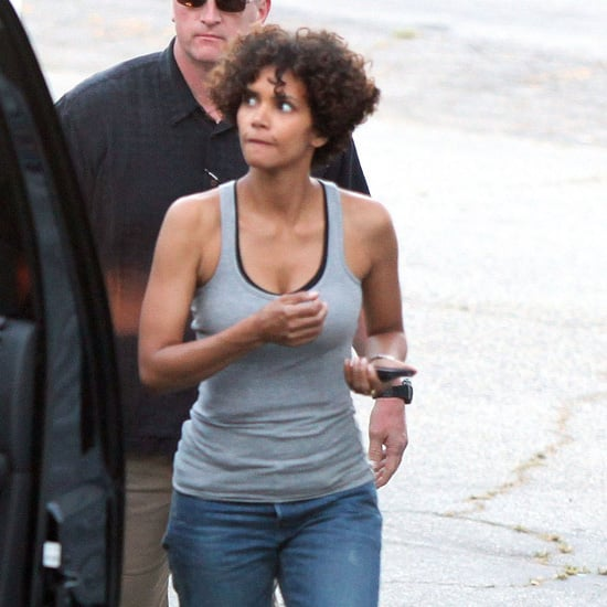 Halle Berry Injured on Set of The Hive
