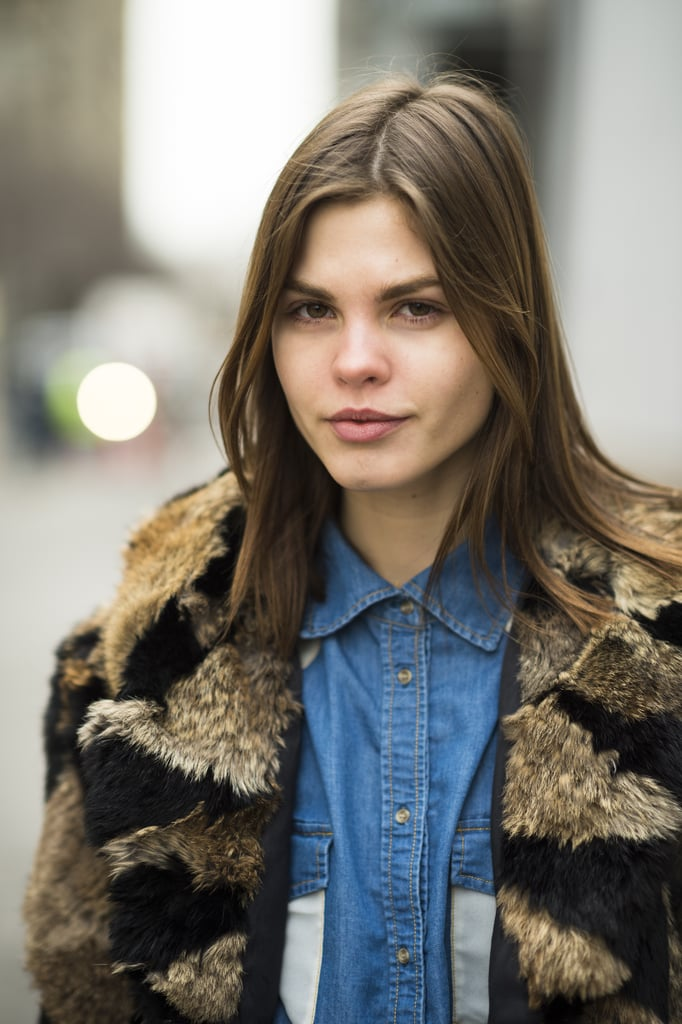 The lob is hotter than hot as of late, and model Jordan Cohayney shows us why. Source: Le 21ème | Adam Katz Sinding
