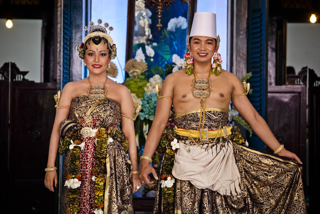 Kanjeng Pangeran Haryo Notonegoro and Gusti Kanjeng Ratu Hayu The Bride: Gusti Kanjeng Ratu Hayu, the daughter of Indonesia's Sultan Hamengkubuwono X. The Groom: Kanjeng Pangeran Haryo Notonegoro, an Indonesian-born UN worker who met his bride at a high school reunion and now works in NYC. When: Oct. 21-23, 2013 Where: Yogyakarta, Indonesia
