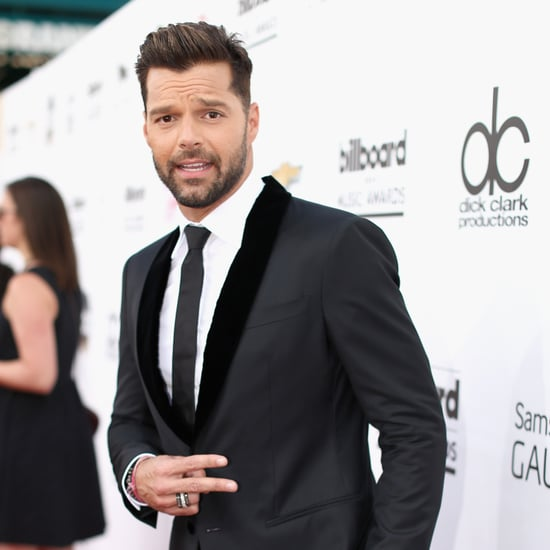 Ricky Martin at Billboard Music Awards