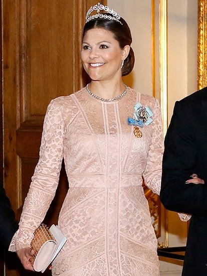 Your Tiara Treat: The Romantic Backstory to Princess Victoria's Laurel Wreath Tiara