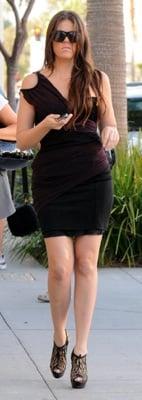 Celeb Style: Khloe Kardashian