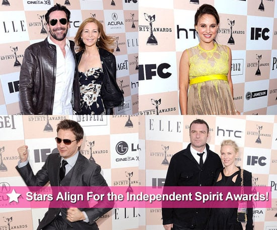 Natalie Portman, Melissa Leo, Nicole Kidman and More Stars at the 2011 Independent Spirit Awards