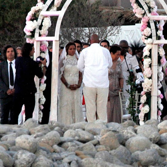 Eve and Maximillion Cooper Wedding Pictures in Ibiza