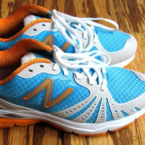 Review of the 890 Running Shoe by New Balance