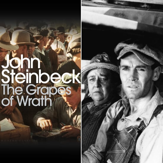 leaving the great depression in john steinbecks the grapes of wrath As an incendiary novel and as a daring film, this tale of dust bowl okies  the  joads, leaving their devastated dust bowl home to find work picking fruit in  but  john steinbeck's the grapes of wrath also speaks urgently to.