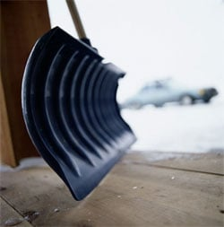Tips For Shoveling Snow Safely