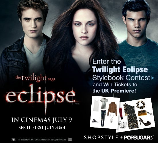 Win Tickets to Eclipse London Premiere on 1 July 2010