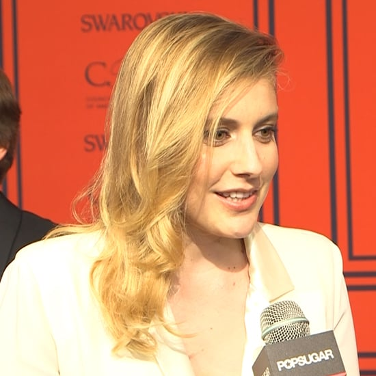 Greta Gerwig at the 2013 CFDA Awards | Video